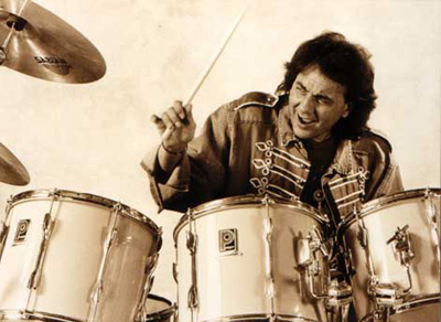 Tullio de Piscopo Drums