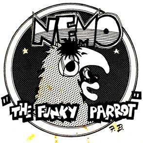 Nemo The Funky parrot